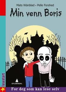 Min venn Boris (interaktiv bok) av Mats Wänbl