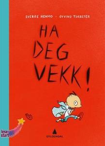 Ha deg vekk! (interaktiv bok) av Sverre Henmo