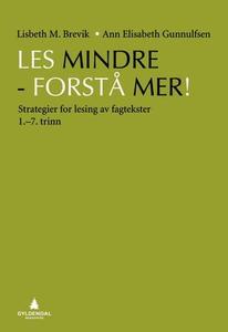 Les mindre - forstå mer! (ebok) av Lisbeth M.