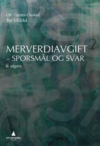 Merverdiavgift (ebok) av Ole Gjems-Onstad, To