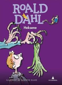 Heksene (ebok) av Roald Dahl