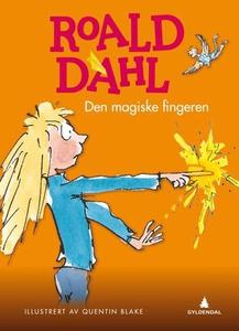 Den magiske fingeren (ebok) av Roald Dahl