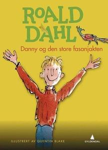 Danny og den store fasanjakten (ebok) av Roal