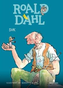 SVK (ebok) av Roald Dahl