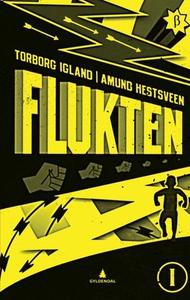 Flukten (ebok) av Torborg Igland, Amund Hests
