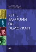 Rett, samfunn og demokrati