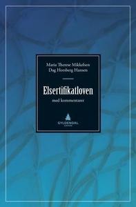 Elsertifikatloven (ebok) av Maria Therese Mik
