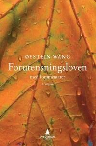 Forurensningsloven (ebok) av Øystein Wang