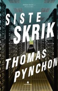 Siste skrik (ebok) av Thomas Pynchon