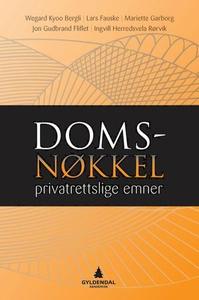 Domsnøkkel (ebok) av Wegard Kyoo Bergli, Lars