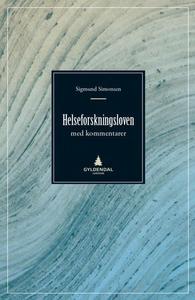 Helseforskningsloven (ebok) av Sigmund Simons
