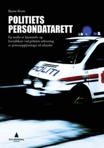 Politiets persondatarett (ebok) av Bjarne Kva