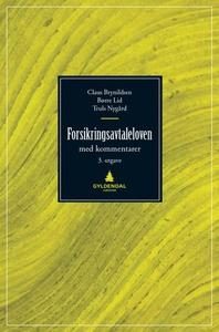 Forsikringsavtaleloven (ebok) av Claus Brynil