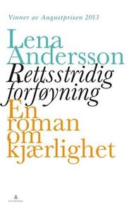 Rettsstridig forføyning (ebok) av Lena Anders