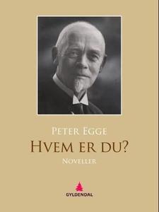 Hvem er du? (ebok) av Peter Egge