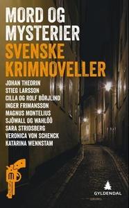Mord og mysterier (ebok) av