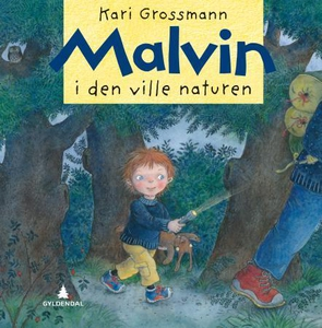 Malvin i den ville naturen (interaktiv bok) a