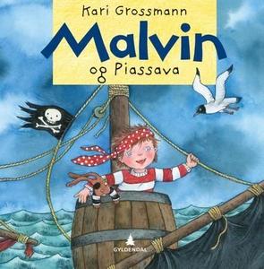 Malvin og Piassava (interaktiv bok) av Kari G