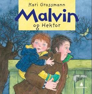Malvin og Hektor (interaktiv bok) av Kari Gro