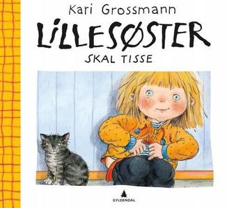 Lillesøster skal tisse (interaktiv bok) av Ka