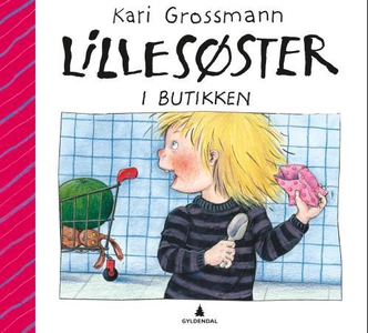 Lillesøster i butikken (interaktiv bok) av Ka