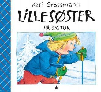 Lillesøster på skitur (interaktiv bok) av Kar