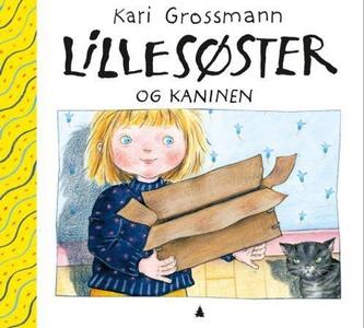 Lillesøster og kaninen (interaktiv bok) av Ka
