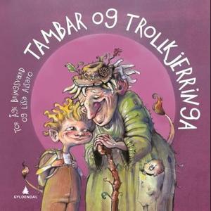 Tambar og trollkjerringa (interaktiv bok) av