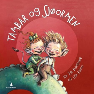 Tambar og sjøormen (interaktiv bok) av Tor Åg