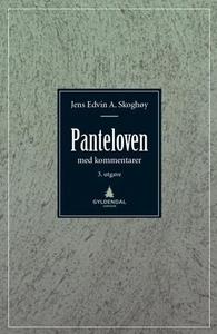 Panteloven (ebok) av Jens Edvin A. Skoghøy