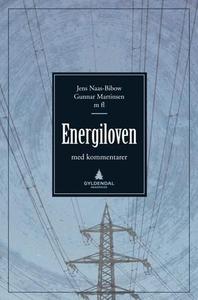Energiloven (ebok) av Jens Naas-Bibow, Gunnar