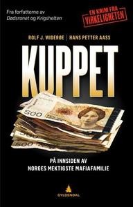 Kuppet (ebok) av Rolf J. Widerøe, Hans Petter