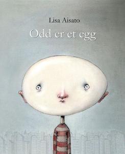 Odd er et egg (interaktiv bok) av Lisa Aisato