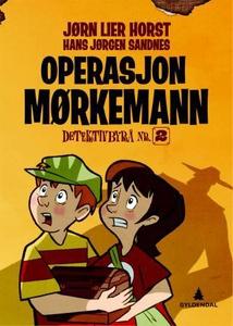 Operasjon Mørkemann (ebok) av Jørn Lier Horst