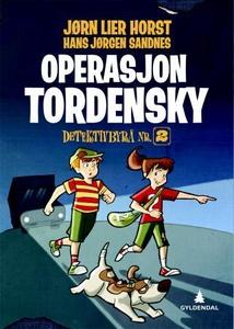 Operasjon Tordensky (ebok) av Jørn Lier Horst