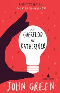 En overflod av Katheriner (ebok) av John Gree