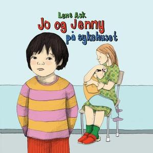 Jo og Jenny på sykehuset (interaktiv bok) av