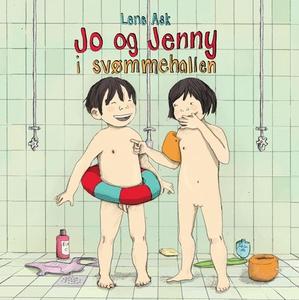 Jo og Jenny i svømmehallen (interaktiv bok) a