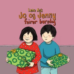 Jo og Jenny feirer bursdag (interaktiv bok) a