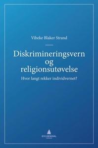 Diskrimineringsvern og religionsutøvelse (ebo