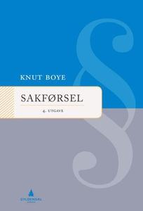 Sakførsel i sivile saker (ebok) av Knut Boye