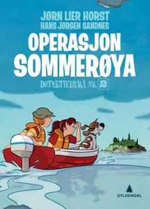 Operasjon Sommerøya (ebok) av Jørn Lier Horst