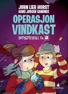Operasjon Vindkast (ebok) av Jørn Lier Horst