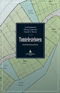 Tomtefesteloven (ebok) av Toril Kjøllesdal, T