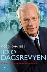Her er Dagsrevyen (ebok) av Viggo Johansen