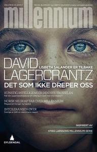 Det som ikke dreper oss (ebok) av David Lager