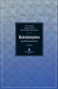 Markedsføringsloven (ebok) av Tore Lunde, Ing