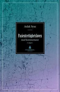 Pasientrettighetsloven (ebok) av Aslak Syse,