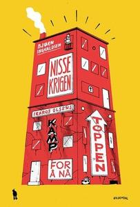 Nissekrigen (ebok) av Bjørn Ingvaldsen