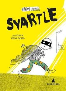 Svartle (ebok) av Håkon Øvreås